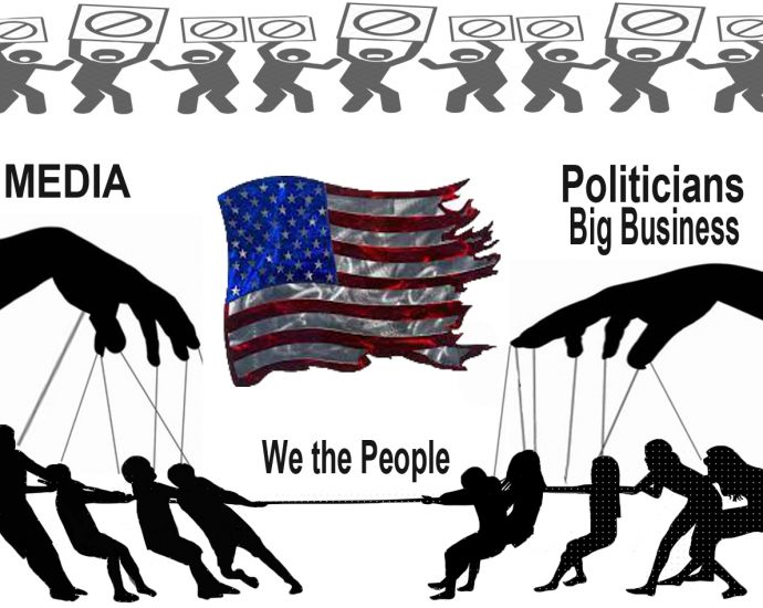 Freedom from Media Politicians and Big Business are what made our country great. Now your freedoms and safety are in jeopardy.